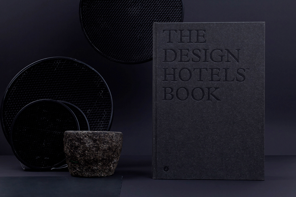 Design Hotels™ Book - Printdesign Konzepte Editorial Design
