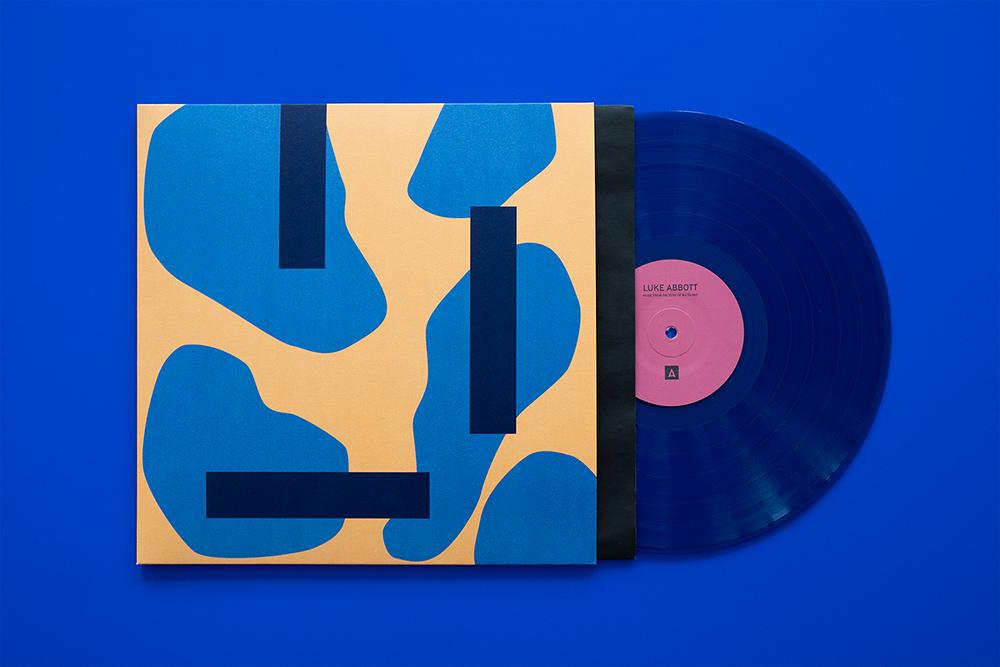 Luke Abbott Artwork - Verpackungsdesign vom Feinsten für eine großartige Platte.